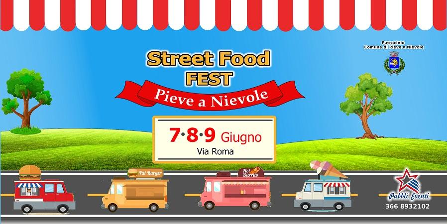 Pieve a Nievole Street Food FEST