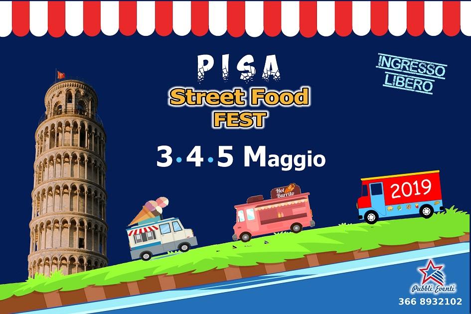 PISA Street Food FEST
